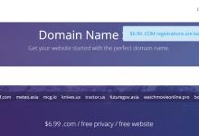 Dynadot .com 域名优惠:注册 $6.99/年,转入 $7.99/年-贝壳主机网