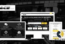 Whmcs主题:AceHost响应式主题-贝壳主机网