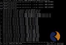 使用BestTrace查看VPS的去程和回程-贝壳主机网