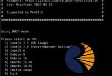 Linux下,Debian/Ubuntu/CentOS 网络重装、全自动、一键脚本-贝壳主机网