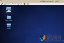 Linux OpenVZ CentOS 6 64bit环境一键安装VNC桌面环境教程-贝壳主机网