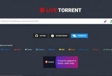 live-torrent:一个功能强大的BT Web客户端工具,支持BT搜索和云播-贝壳主机网