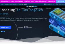 RackNerd夏季促销季度6.89美元 1G内存3TB流量洛杉矶MC机房-贝壳主机网