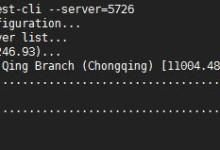利用speedtest-cli工具检测VPS服务器网络下载速率-贝壳主机网
