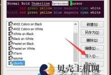 分享2款XSHELL配色方案及导入配色方案的方法-贝壳主机网