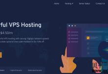 HostingBot:美国VPS,KVM,10G带宽,首月优惠25%,2核/512M内存/20G SSD/500G流量/$4.50/月-贝壳主机网