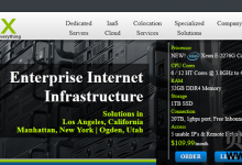 WebNX:美国服务器,直连中国,免费KVM,年付优惠20%,i3/32G内存/1.2TB硬盘/20T流量/G口/$55/月-贝壳主机网