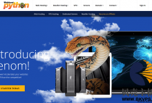 WebHostPython:美国VPS,五折优惠,免费CDN,4核/2G内存/120G SSD/15TB流量/G口/1IP/$30/月-贝壳主机网