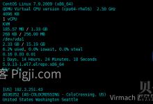 LemonBench:一键测试LinuxVPS服务器性能 硬件 CPU内存硬盘读写网速回程路由追踪等-贝壳主机网
